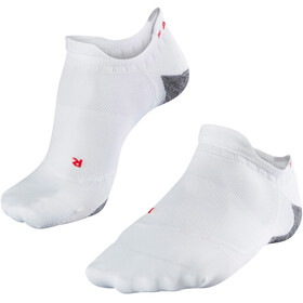 Falke RU 5 Invisible Calcetines Hombre, white mix